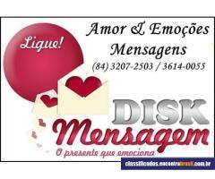 Amor & Emoções Mensagens