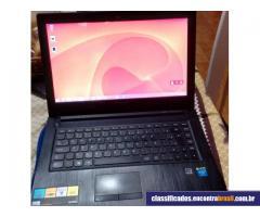 Vendo Notebook Lenovo G400s Core I3 8gb 500gb 14 Win 8.1 usado