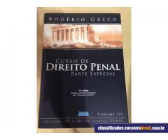 Vendo Livro direito penal Greco