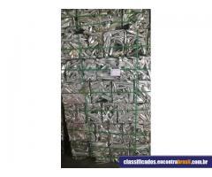 Compro sucatas de Latinha entre outros metais