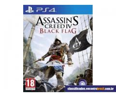 Vendo Assassins Creed IV Black Flag Ps4
