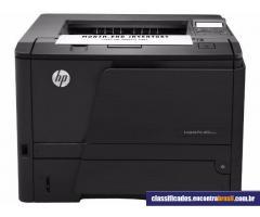 Vendo Impressora HP Pro 401n
