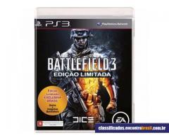 Vendo Game Battlefield 3 BR Edição Limitada