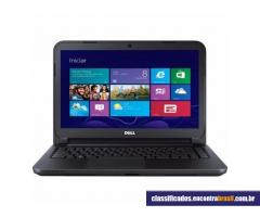 Vendo Notebook Dell Inspiron 14 i3 750GB 4GB