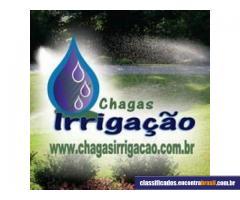 Chagas Irrigação | Serviços de Irrigação em Fortaleza