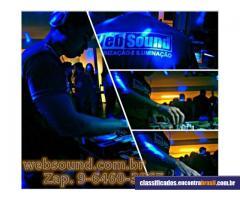 Web Sound - Som para Festas
