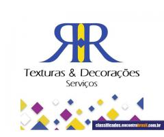 RR Texturas e Decorações