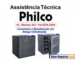 Philco - Assistência Técnica para Adega Climatizada