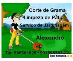 Alexandro Serviço de Jardinagem