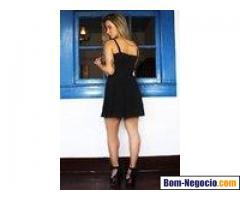Vendo Vestido godê de alcinha Ref: V0020