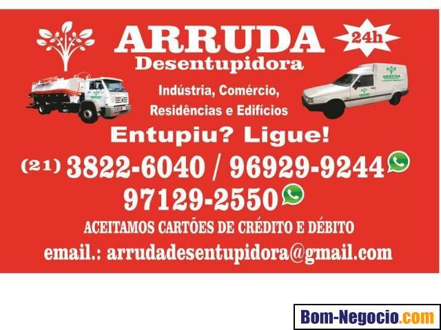 ARRUDA DESENTUPIDORA