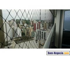 Conserto em coberturas de vidro e policarbonato