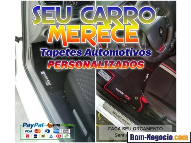 Tapetes Automotivos Personalizados