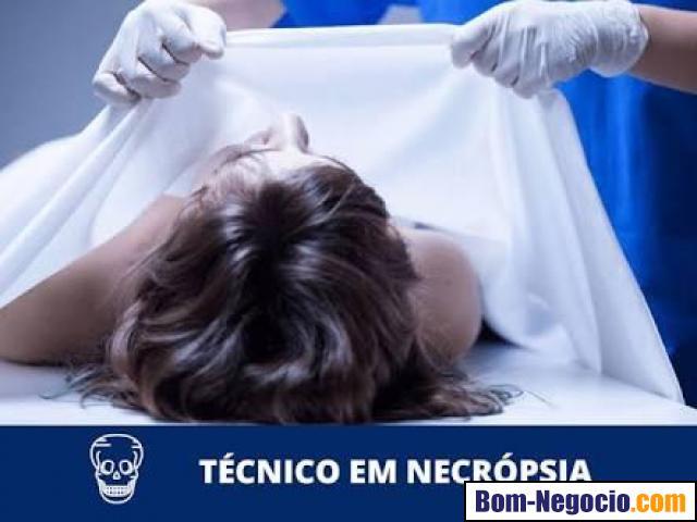 Técnico de Necropsia