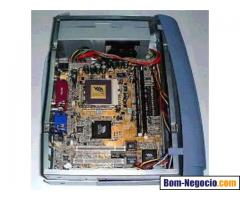 Assistência em Computadores, Redes Locais e Conserto de Placa Mãe