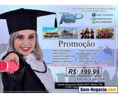 Promoção de formatura