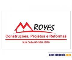 Mroyes Planejamento e Reformas