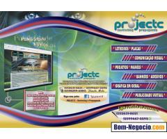 LETREIROS, PLACAS, COMUNICAÇÃO VISUAL,ETC