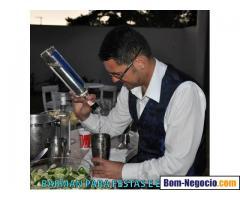 Barman para festas e eventos em Fortaleza