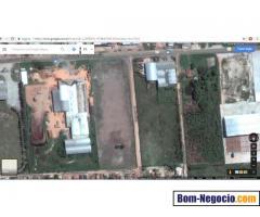 Terreno 110m² frente por 300m² fundo - Castanhal-PA