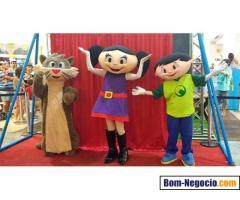 Personagem show da Luna Para Festa Infantil BH e Regiao