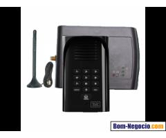 Interfone Coletivo sem fio GSM 3G