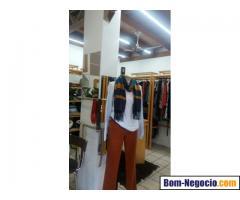 Vendo ponto loja roupas femininas