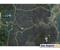 Área de 40 hectares em São Pedro de Alcântara