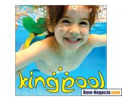 KingPool limpeza e manutenção de piscina e espelhos d'água
