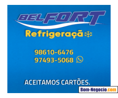 Conserto de geladeira, máquina de lavar e bebedouro - Belfort Refrigeração