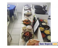 buffet crepe
