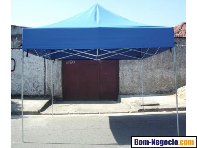 Tendas Sanfonadas Nylon 600