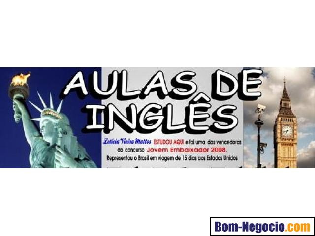 Inglês - Aulas Particulares