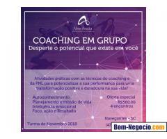 Coaching em grupo em Navegantes