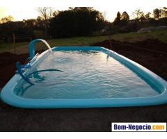 vendo piscinas direto de fabrica