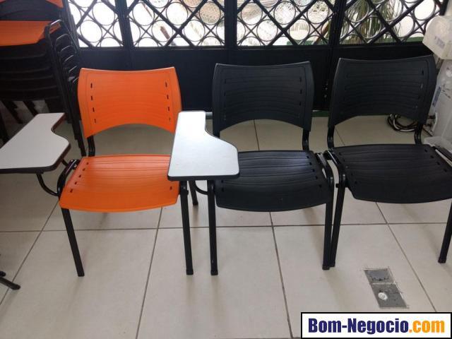 Cadeiras Universitárias - Com ou sem apoio de braço