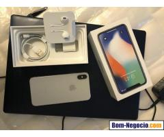 Apple iPhone X 256GB unlocked Smartphone.