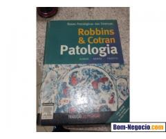 vendo livro Patologia robbins