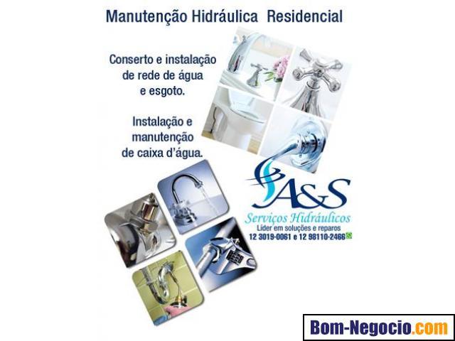 Manutenção Residencial – Encanador SJC