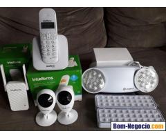 Conversor digital - antena - telefone