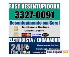 Desentupidora e Eletricista 99231-2502 No Jardim Aurélia em Campinas