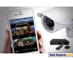 Alarmes . Cerca Elétrica . Câmeras de Segurança (11) 4171-6316