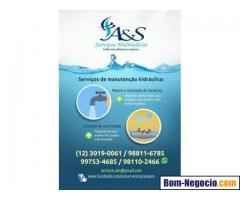 Higienização e Limpeza de Caixas-d'água