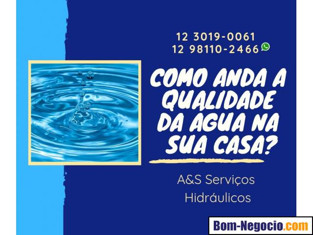Higienização e Limpeza de Caixas-d'água São José dos Campos