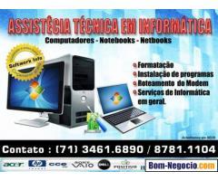 Assistência Técnica de informática salvador Bahia