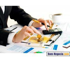 Ajuda e assistência financeira.