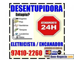 Desentupidora 97410-2260 em Chácara Primavera em Campinas