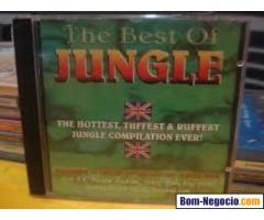 CD MIX Coletânea de Musicas Mixadas