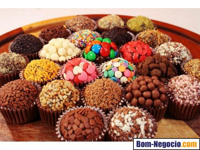 Comer doces e não engordar!