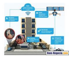 Suporte em Segurança Eletrônica em Condomínio